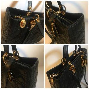 Dior Bags - Christian Dior Cannage 2way Shoulder hand bag
